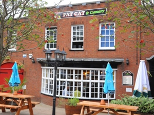 Jazz Jam @ Fat Cat & Canary | England | United Kingdom